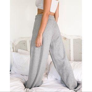 🌸 NIKE Fleece Yoga Pants Joggers Jogging Pants